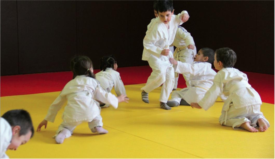 Baby Judo et Éveil Judo